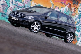 Mercedes B-Class pricing starts from £16,995