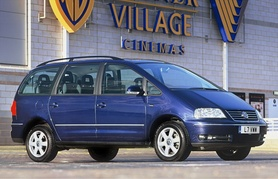 Volkswagen Sharan S model launched