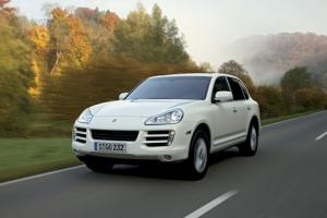 2009 Porsche Cayenne available with 3.0-litre V6 diesel engine