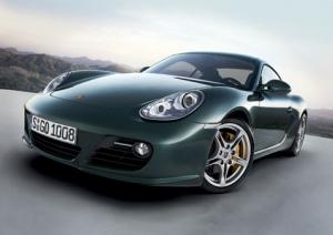 Porsche Boxster and Cayman revised