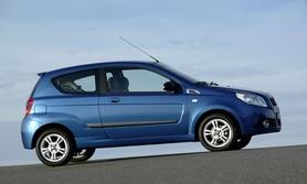 Chevrolet Aveo three-door to debut at Geneva