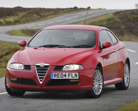 Alfa GT voted Diesel Car of the Year