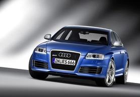 New 580PS Audi RS6 Saloon headlines new Audi A6 range