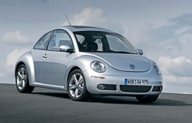 Prices announced for facelifted VW Beetle