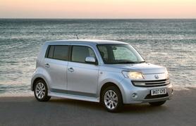 Daihatsu Materia mini-MPV on sale in July