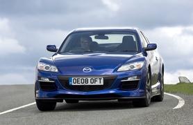 The new Mazda RX-8 R3
