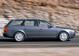 Audi A6 Avant run-out specification increased
