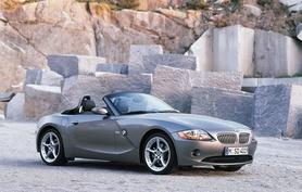 New BMW Z4 2.0i Roadster