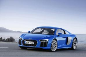 New Audi R8 V10 unveiled ahead of Geneva motor show
