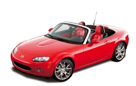 Limited Edition 3rd Generation Mazda MX-5 to debut at New York