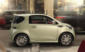 Aston Martin Cygnet to launch in 2011