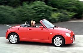 Daihatsu launches limited edition Copen Vivid