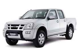 Prodrive Performance Pack for Isuzu Rodeo