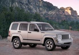 2008 Jeep Liberty (Cherokee in Europe)