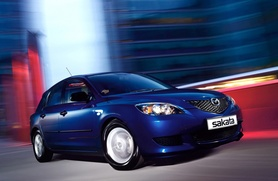 Mazda3 Sakata summer special edition