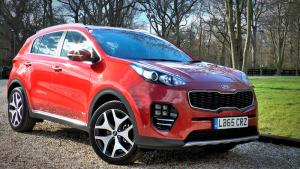 New Kia Sportage Video Review