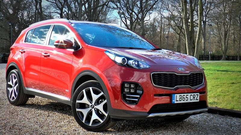 2016 Kia Sportage Video Review