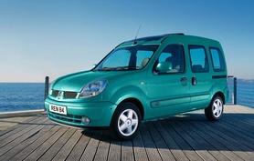 Renault Kangoo range refreshed for 2007