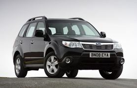 New 2008 Subaru Forester prices and specifications announced