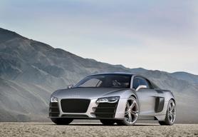 Audi R8 V12 TDI diesel