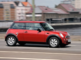 Mini Introduces One Seven Cooper Park Lane And Cooper S Checkmate