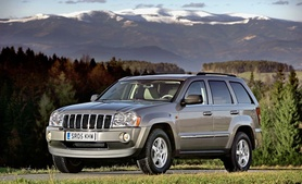 Jeep launches new Grand Cherokee