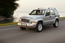 Jeep comes bottom of reliability chart