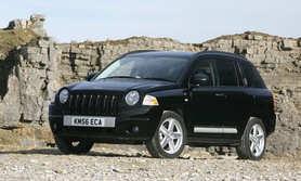 Jeep Compass on sale May 2007