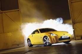 Nissan to unveil GT4 350Z Coupe at Autosport International