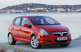 Vauxhall Corsa five-door
