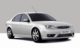 Ford Mondeo Titanium X limited edition