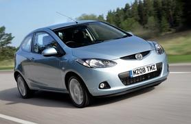 Three-door versions of Mazda2 priced from £7,999