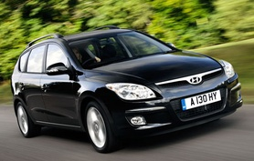 Hyundai i30 Estate prices and specifications