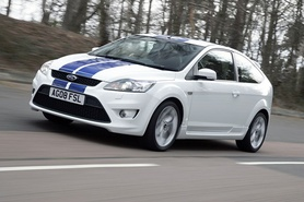 2008 Ford Focus ST official pictures and prices