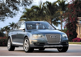 Audi gives the go-ahead for new A6 allroad