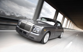 Rolls-Royce to Reveal Phantom Coupe at Geneva