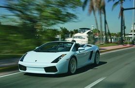Lamborghini Gallardo Spyder price confirmed