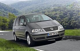Seven-seat Volkswagen Sharan BlueMotion to debut at Geneva