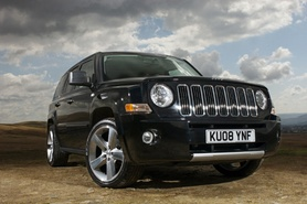 Jeep Patriot now with Startech accessories