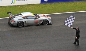 Aston Martin victorious at Le Mans for the second consecutive year