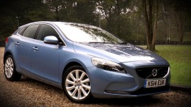 2015 Volvo V40 Video Review