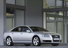 Audi A8 3.2 FSI now with quattro 4wd