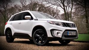 Suzuki Vitara S Boosterjet Video Review