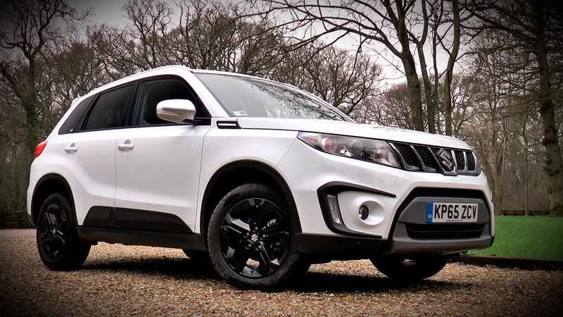 Suzuki Vitara S Boosterjet Video Review Videos Testdriven