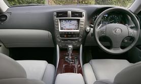 Lexus IS250 and IS220d SE-L | TestDriven