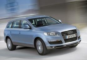 Geneva Debut for the Audi Q7 4.2 TDI