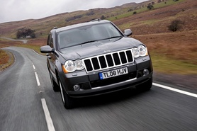 Jeep Grand Cherokee revisions for 2008, including new S-Limited model