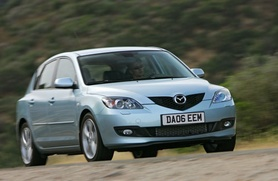 Mazda3 range upgraded