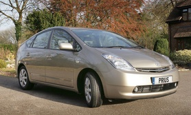 Toyota Prius revised for 2006