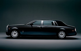 Extended wheelbase Rolls-Royce Phantom to be unveiled at Shanghai